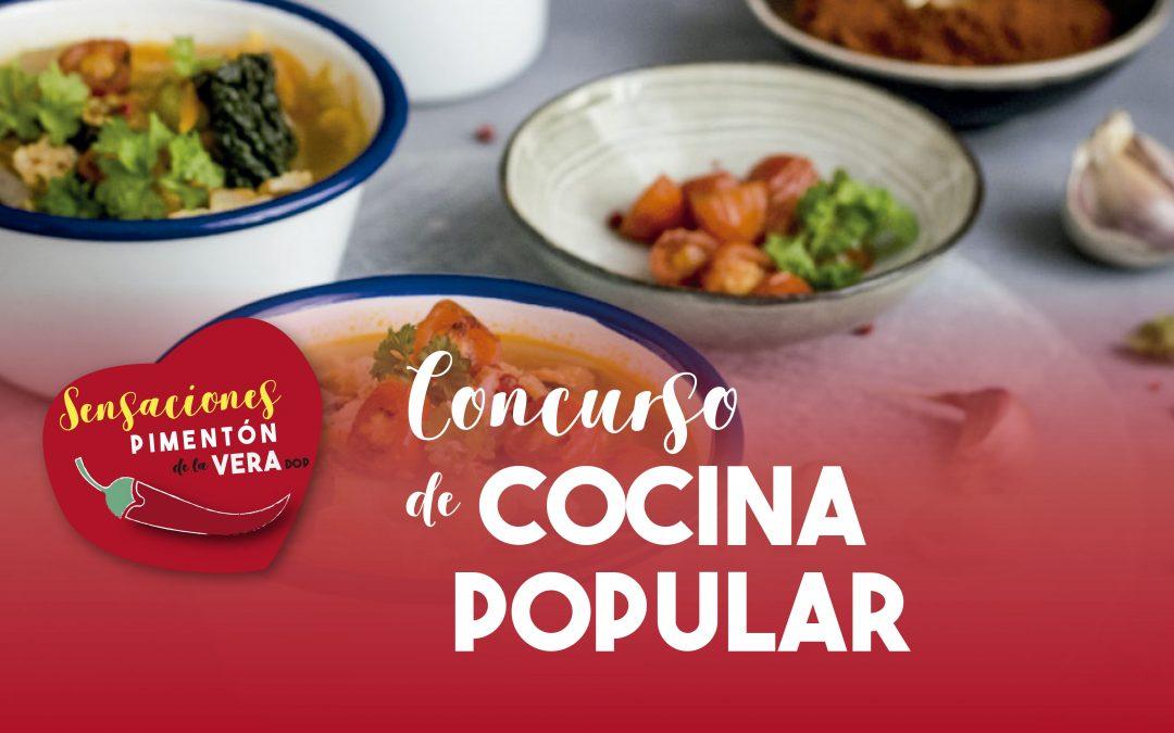 Concurso Popular de Cocina Jaraíz de La Vera 2020