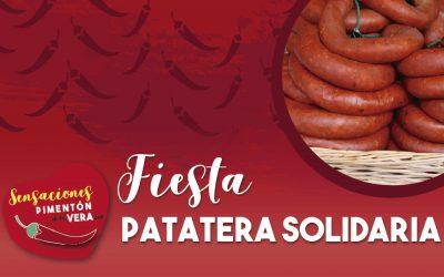 FIESTA DE LA PATATERA SOLIDARIA 2019