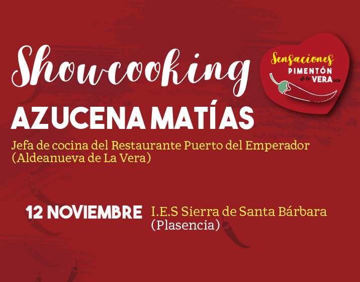 SHOWCOOKING 2019