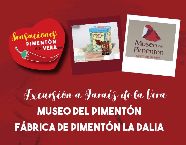 """EXCURSIÓN A JARAÍZ + MUSEO + FÁBRICA """"LA DALIA"""" 2019"""