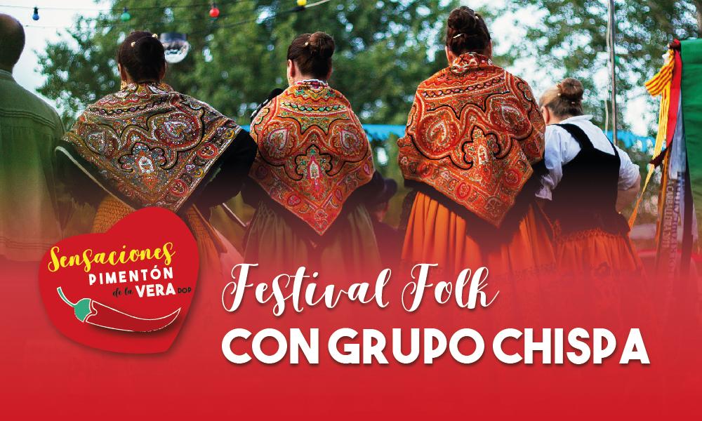 Festival Folk en Villanueva de La Vera 2020