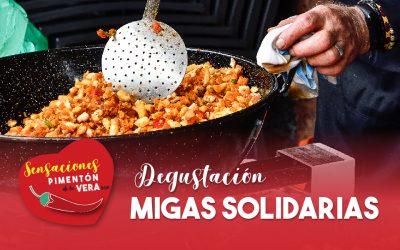 Degustación Migas Solidarias 2020
