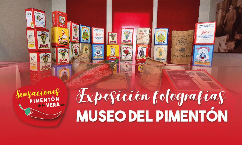 Exposición Fotografías en el Museo del Pimentón 2020