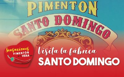 "Visita a la Fábrica Pimentón ""Santo Domingo"" 2020"