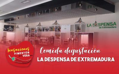 Comida Degustación La Despensa de Extremadura 2020
