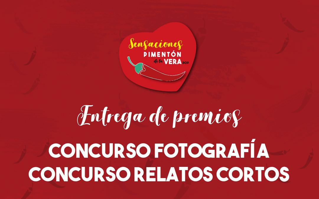 Entrega de Premios Concurso Fotografía y Concurso Relatos Cortos