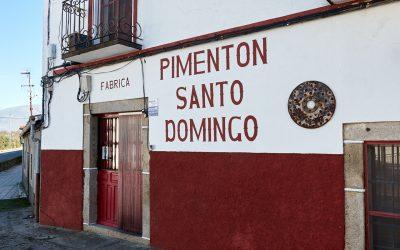 Visita a la fábrica de Pimentón de la Vera Santo Domingo