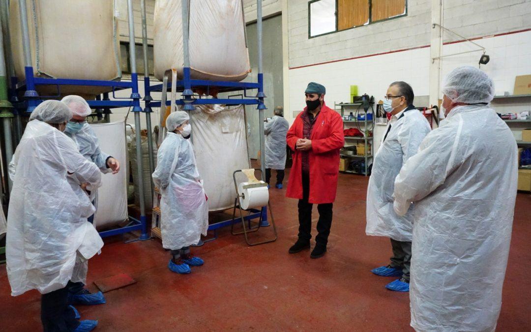 Visita a la fábrica de Pimentón de la Vera DOP Gualtaminos