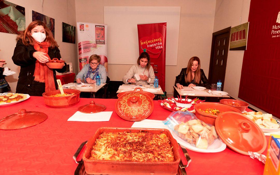 Concurso Popular de Cocina.